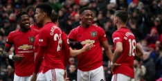 Manchester United simpel langs Watford na knappe goal Martial