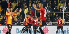 Galatasaray profiteert niet van remise Turkse koplopers