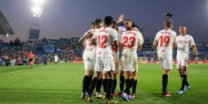 Sevilla verliest weer punten, AC Milan ruim langs Lecce