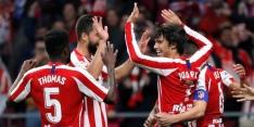 João Félix zet rentree Atlético kracht bij met derde treffer