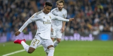 Real Madrid maanden zonder aanvaller Rodrygo