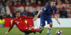 Helemaal opgeleefde Müller nog jaren in dienst van Bayern