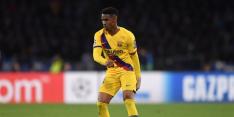 Verkoop Júnior Firpo levert Barça welkome miljoenen op