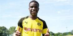 Toptalent Moukoko (16) mag debuteren voor Dortmund