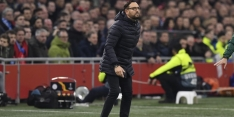 Getafe-coach Bordalás is trots en haalt gram richting Ajax