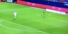 Video: historische blunder van Ligue 2-keeper Maubleu