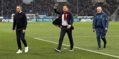 Harde woorden na 'beschamend' incident bij Hoffenheim – Bayern