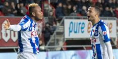 'Heerenveen-smaakmaker Ejuke in belangstelling van Marseille'