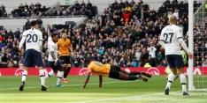 Verlies Spurs ondanks treffer van Bergwijn, United gelijk