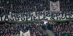 Ook duel in 2. Bundesliga ligt kort stil vanwege Hopp-protesten