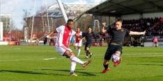 """Hansen twijfelde niet: """"Waren er snel uit dat ik bij Ajax zou blijven"""""""
