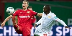 Bosz stoot met Leverkusen door naar halve finale beker