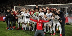"""Derde bekerfinale Van Overeem: """"Tegen Feyenoord zou mooi zijn"""""""
