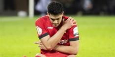 Amiri moet in isolatie en mist Europa League-duel Leverkusen