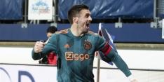 """Tadic alweer vol bravoure: """"Wij zijn Ajax en wij willen alles"""""""