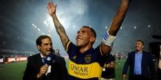 Tévez schiet Boca Juniors op laatste speeldag naar titel