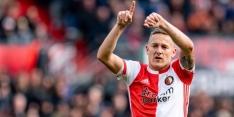 """Toornstra blijft graag bij Feyenoord: """"Ik zit goed"""""""