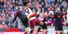 Geen hoofdrol voor Zirkzee tijdens jubileumoverwinning Bayern
