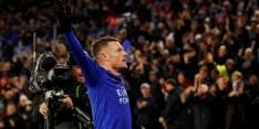 Premier League-topscorer Vardy blijft langer bij Leicester City
