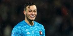 Bijlow terug onder de lat bij Feyenoord, Stengs in de AZ-basis