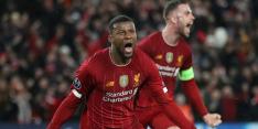 'Wijnaldum wacht met verlengen op aanbod Barça'