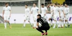 Frankfurt verrassend hard onderuit tegen FC Basel