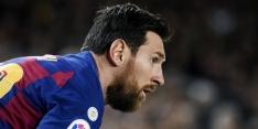 Messi verwijst geruchten over Barça-vertrek naar prullenbak