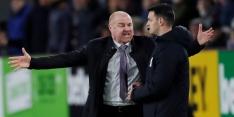 Dyche (Burnley) gekozen tot 'Manager van de Maand'