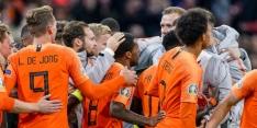 Nederlands elftal oefent in november tegen Spanje