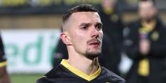 Croux (26) ziet optie gelicht worden en blijft in dienst van Roda JC