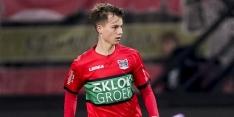 NEC breekt contract begeerd toptalent Proper open