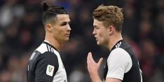 De Ligt na Ronaldo met 8 miljoen best verdienende Serie A-speler