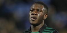 'Chagrijnige' Matusiwa baalt net als Zeefuik van FC Groningen