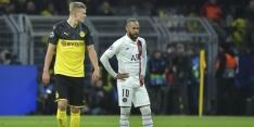 PSG is niet gediend van kritiek Olympique Lyon op Neymar