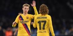 """Iniesta: """"Situatie van De Jong en Griezmann vergelijkbaar"""""""