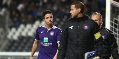Nasri 'onvindbaar' voor Anderlecht: breuk dreigt