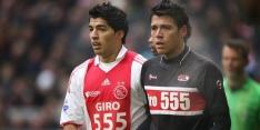 """Moreno over Suárez: """"Je kon bij Ajax al zien dat hij een ster was"""""""