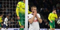 Tottenham komende vier wedstrijden zonder heethoofd Dier