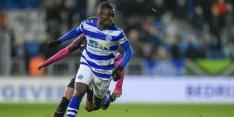 Dubbel gevoel bij Owusu: geen promotie, wel Europees voetbal