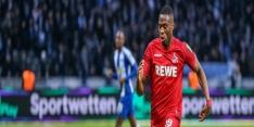 Ehizibue is ondanks besmettingen bij Köln bereid te voetballen