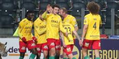 """KV Oostende behoudt proflicentie: """"Altijd blijven strijden"""""""