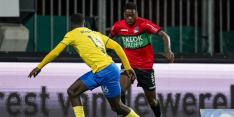 """Musaba over transfer: """"Ik wil hier uitgroeien tot basisspeler"""""""