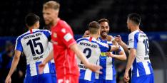 Hertha BSC slacht Union Berlin in derby en klimt verder omhoog