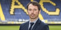'Technisch manager van NAC Breda in beeld bij Cercle'