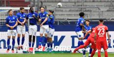 Dramatisch Schalke 04 kan Europees voetbal vergeten