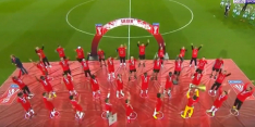 Primeur Salzburg: club viert bekerwinst volgen coronaprotocol