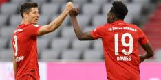 Bayern imponeert weer en boekt met gemak achtste zege op rij