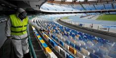 Napoli-selectie test negatief, Milik boos over behandeling