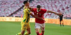 Benfica verzuimt koppositie te pakken, gelijkspel voor Sporting