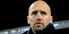 """Van der Gaag: """"Als je de 3-2 zo weggeeft, houdt het op"""""""